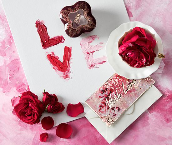 Produits Rose Splash