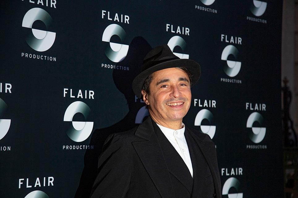 Le journaliste et comédien Ariel Wizman.