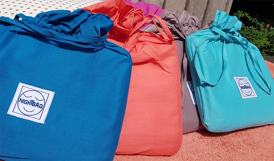 NighTbag  Junior : l'enveloppe de couchage pour les enfants