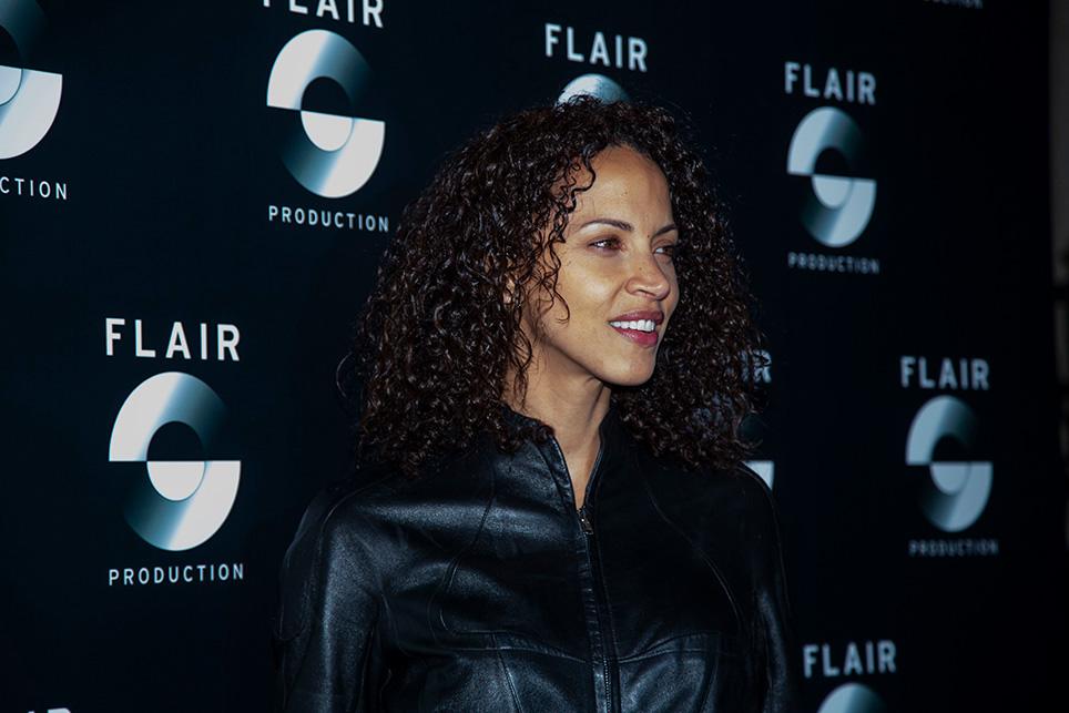 Noémie Lenoir, mannequin star des années 2000 et actrice.