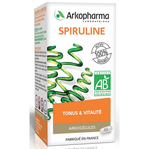 Spiruline Arkopharma