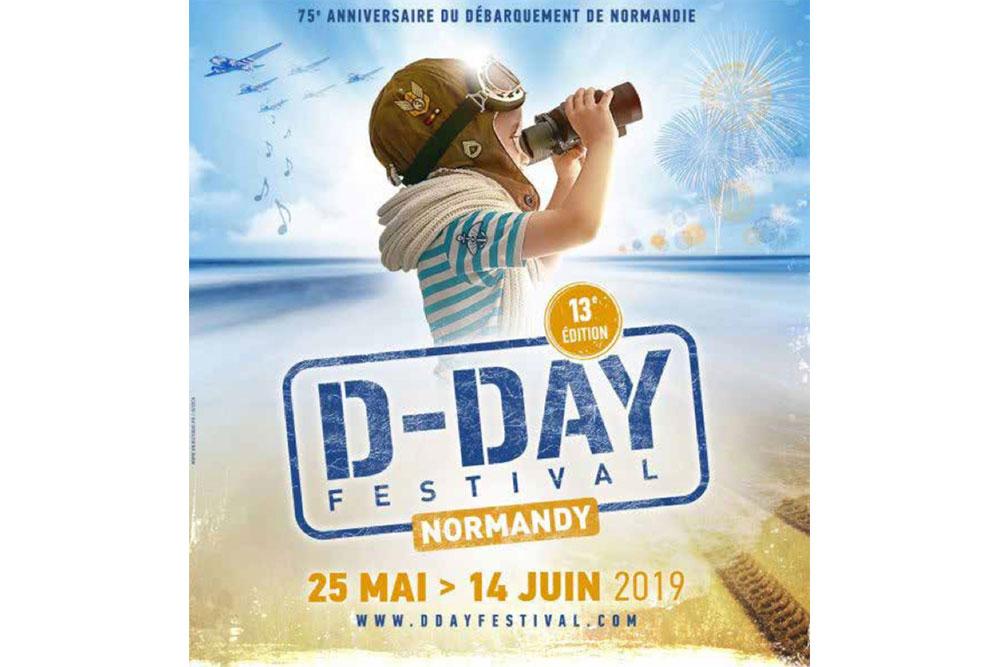 75ème du Débarquement de Normandie