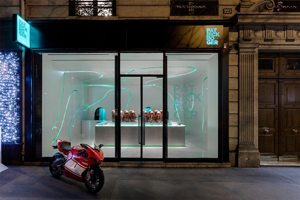 Boutique Patrick Roger
