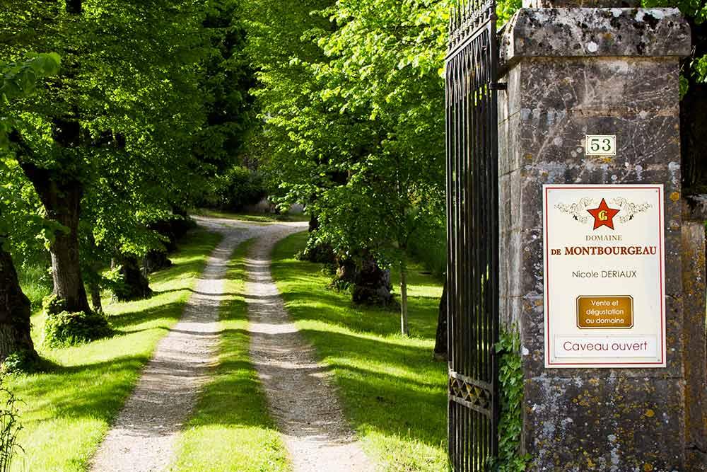 Domaine de Montbourgeau