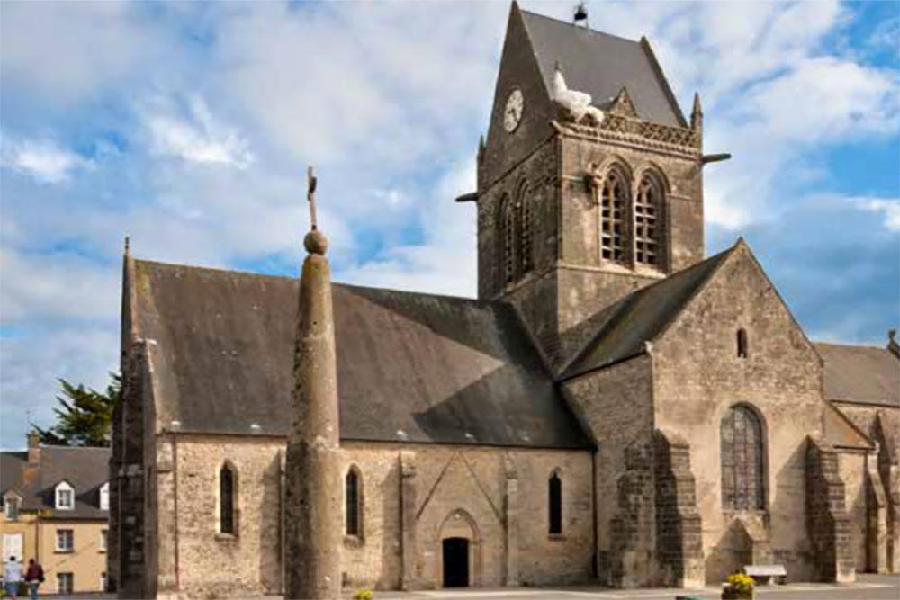Eglise du Cotentin