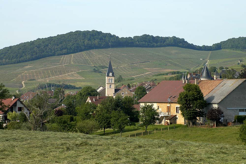 Village de Lavigny