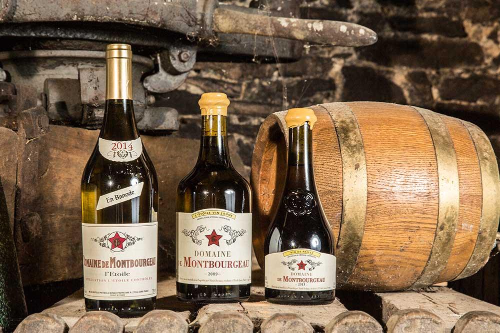 Vins de Montbourgeau