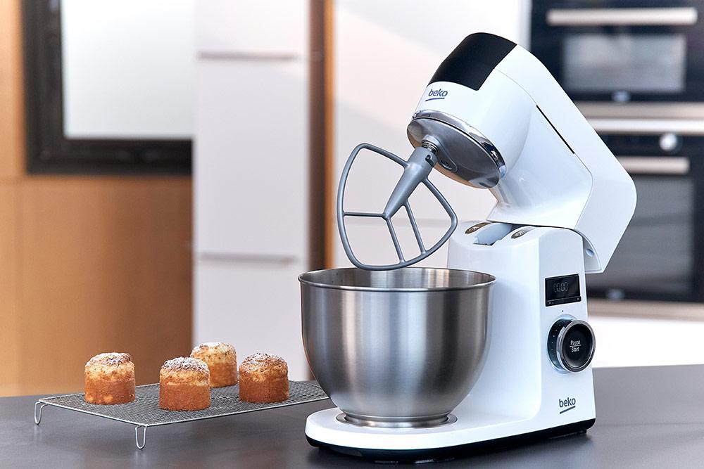 Pour faire de bons gâteaux : le robot BekoChef®
