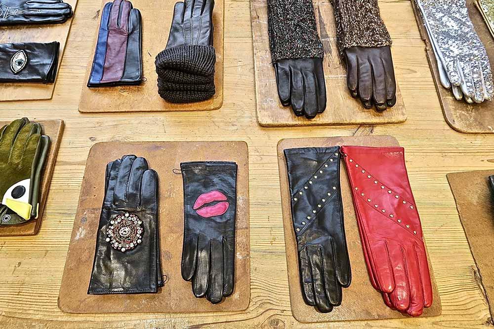 Modèles de gants Maison Fabre