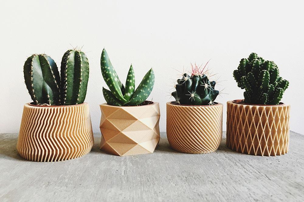 Pots de fleurs Etsy