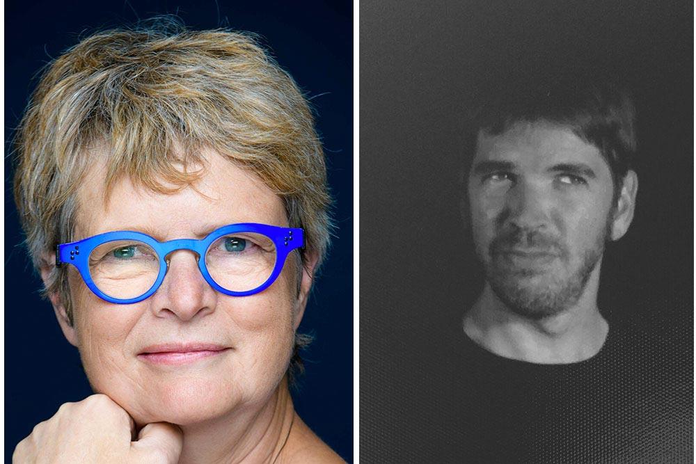Anne-Caroline Paucot et Olivier Pelletier