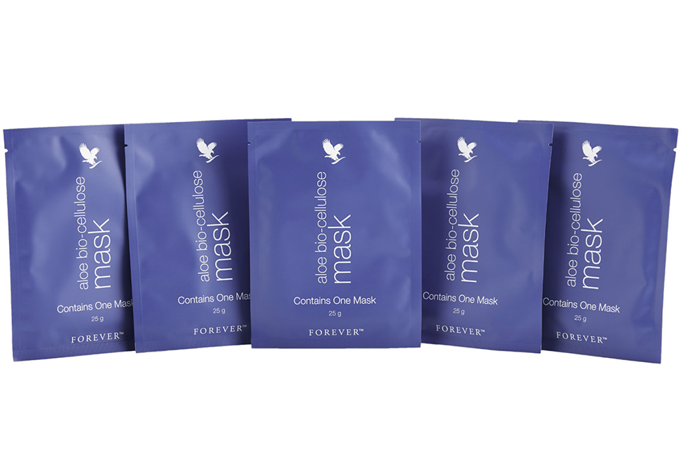 Sachets Masque For Living Products