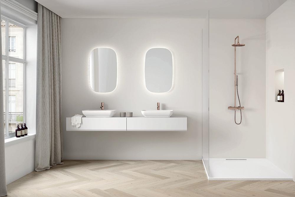 Fiora vous présente des salles de bains design made in Spain