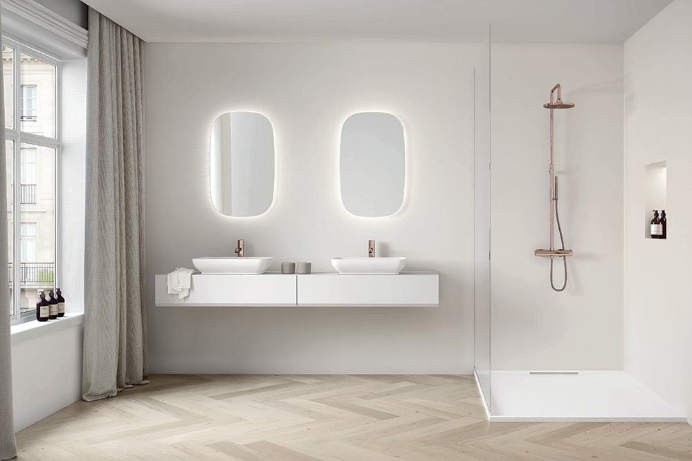Fiora Vous Presente Des Salles De Bains Design Made In Spain