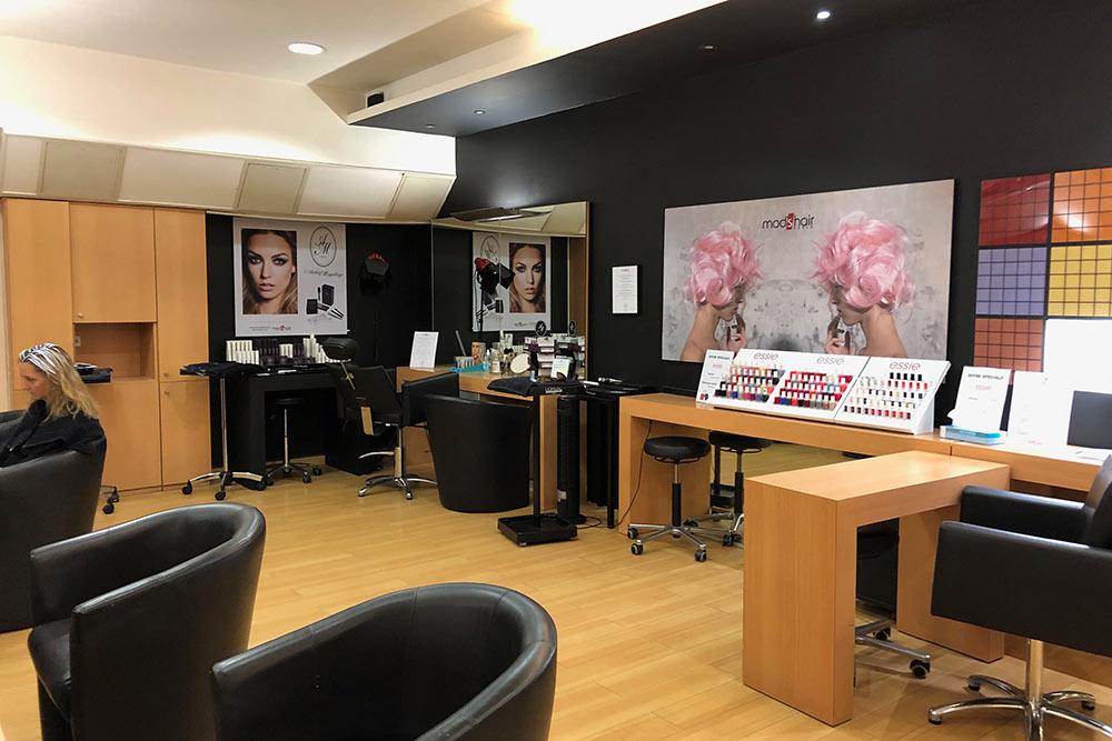 Salon de coiffure mod'hair champs Elysées