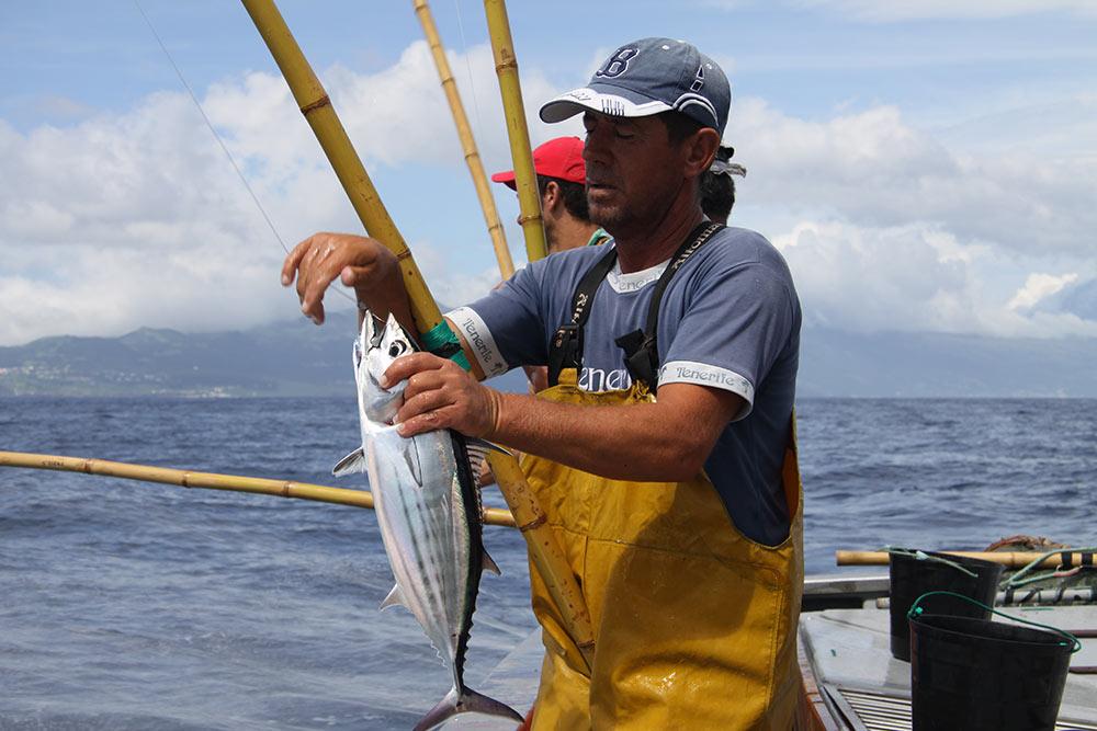 Pêcheurs Fish4ever