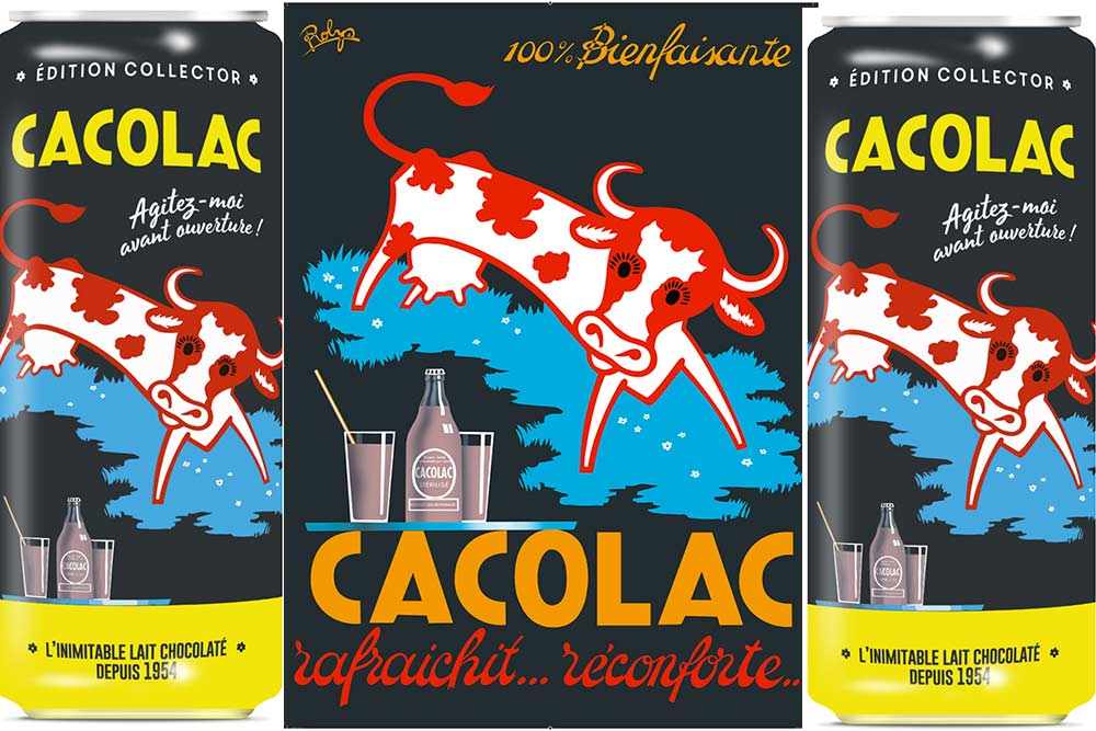 Affiche Cacolac