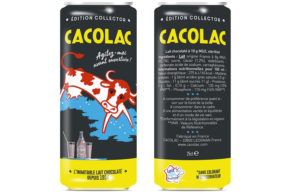 Boite collecter Cacolac