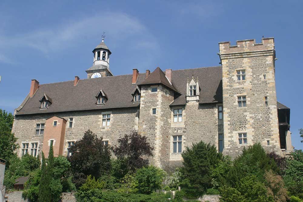 Le Château de Montluçon