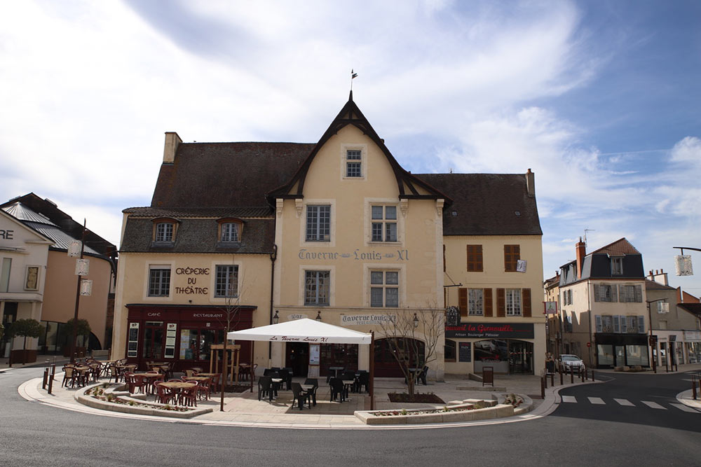 Restaurant de Cusset
