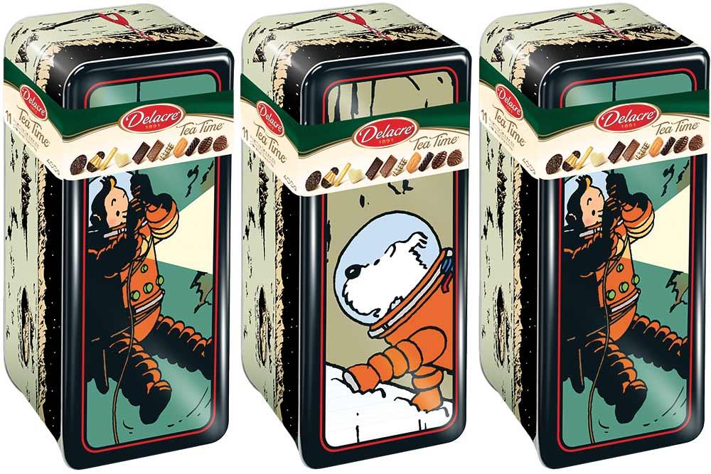Delacre Tintin et Milou