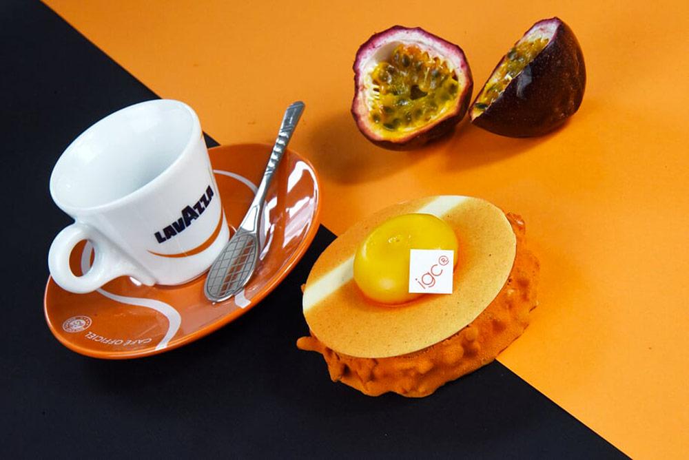 Gâteau Lavazza