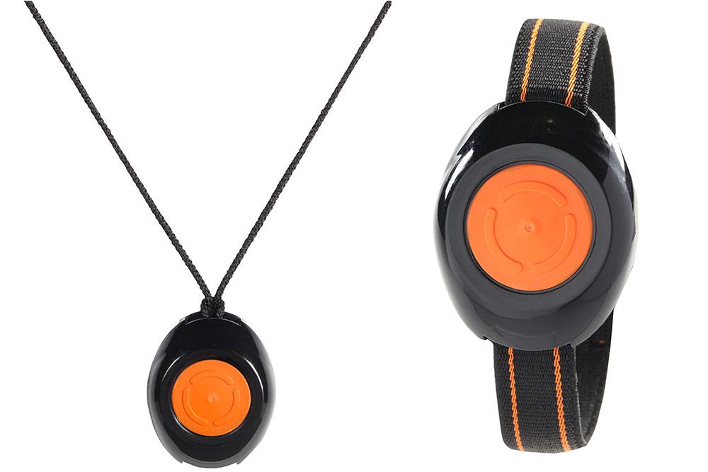 Pendentif et bracelet Téléassistance