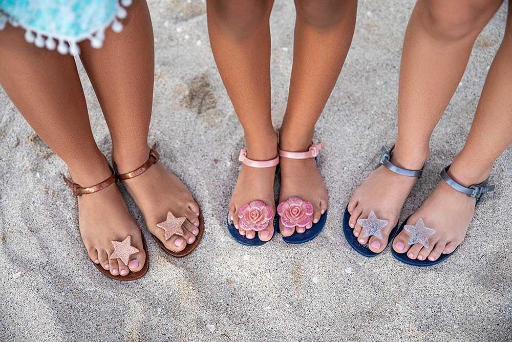 Zhoelala sandales enfant et adulte