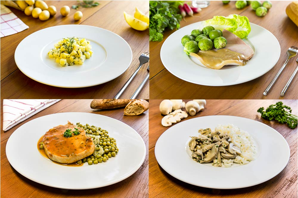 Les Menus Services : société de portage de repas à domicile.