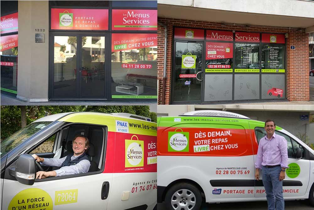Les Menus Services : des services à la personne pour les repas et le ménage.