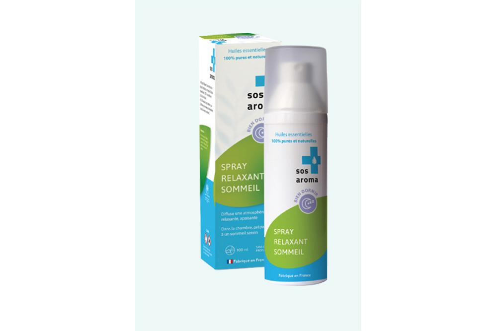 SOS Aroma : Le Spray RelaxantSommeil