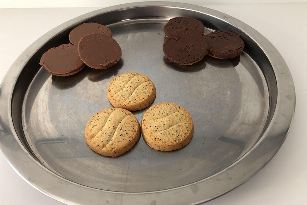 Biscuits Belledonne