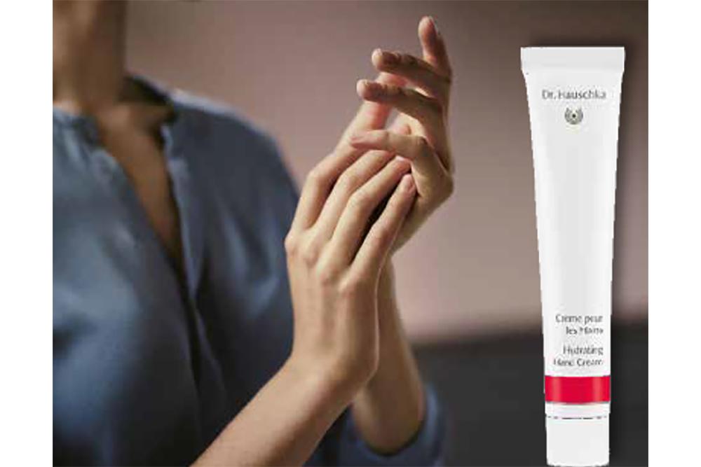 Dr Hauschka : Crème pour les mains