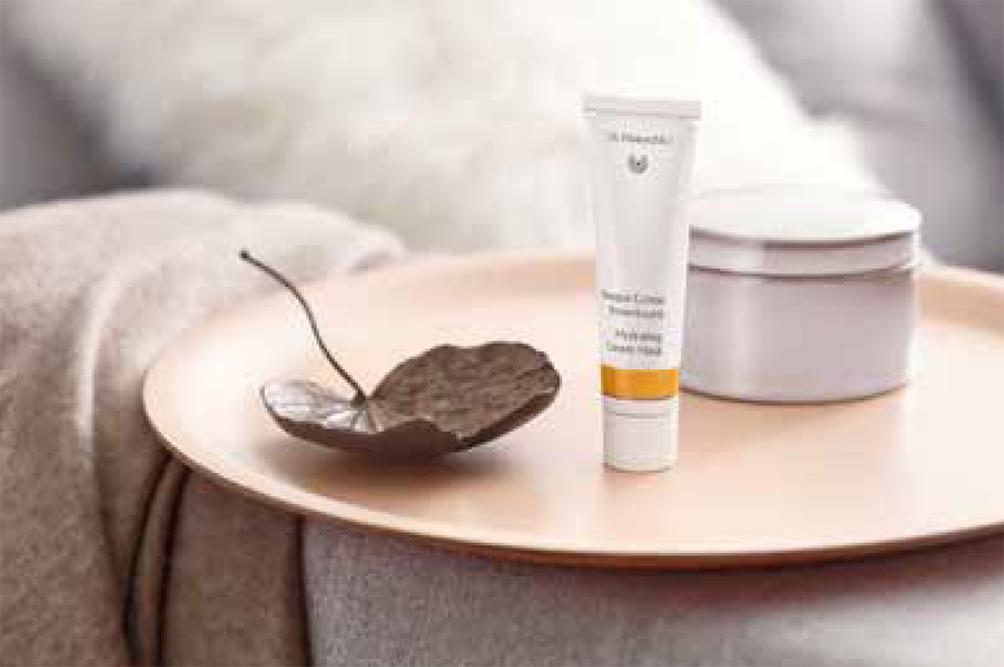 Dr Hauschka : le masque crème