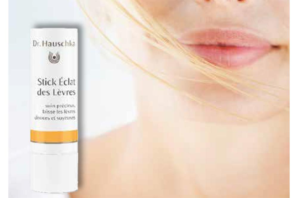 Dr Hauschka : Le Stick Eclat des Lèvres