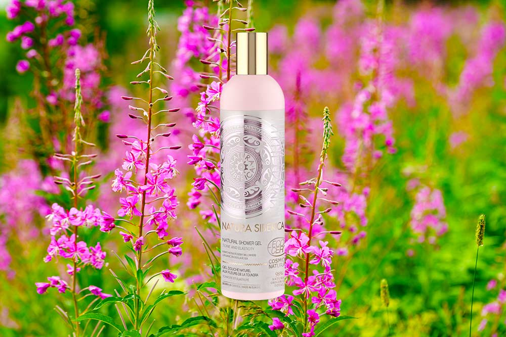 Natura Siberica : Fleurs de la Toundra