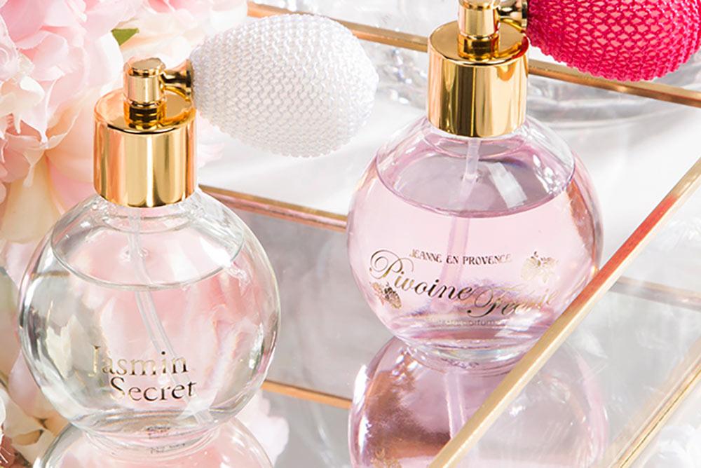Jeanne en Provence Parfum Jasmin Secret