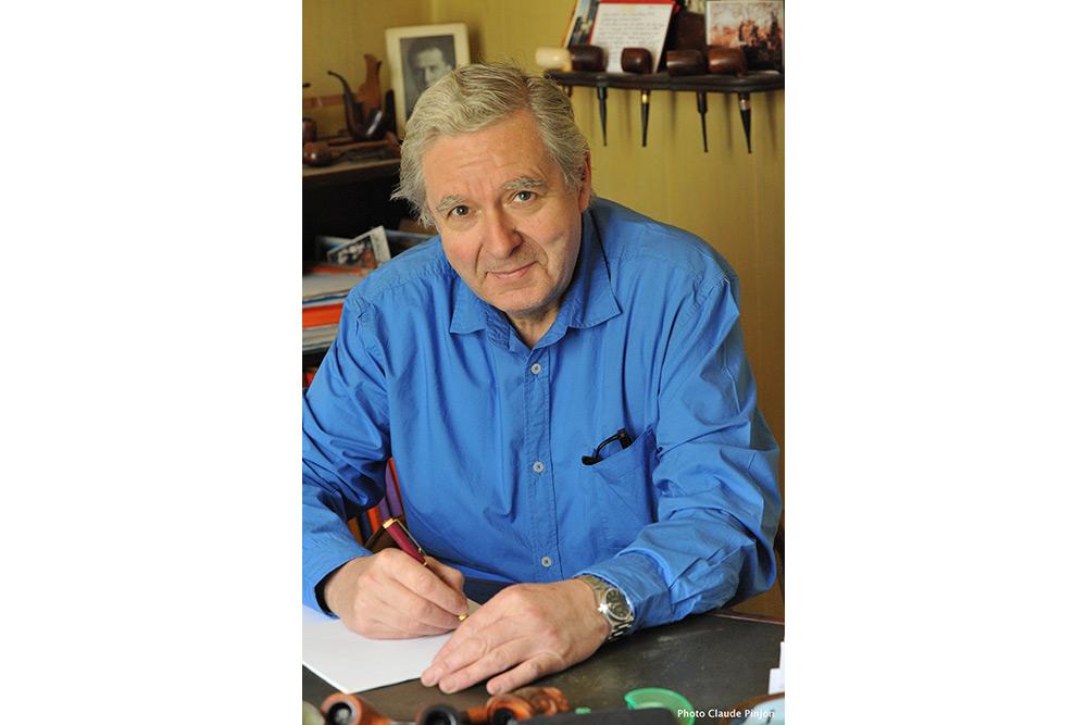Michel Winthrop auteur de Roman