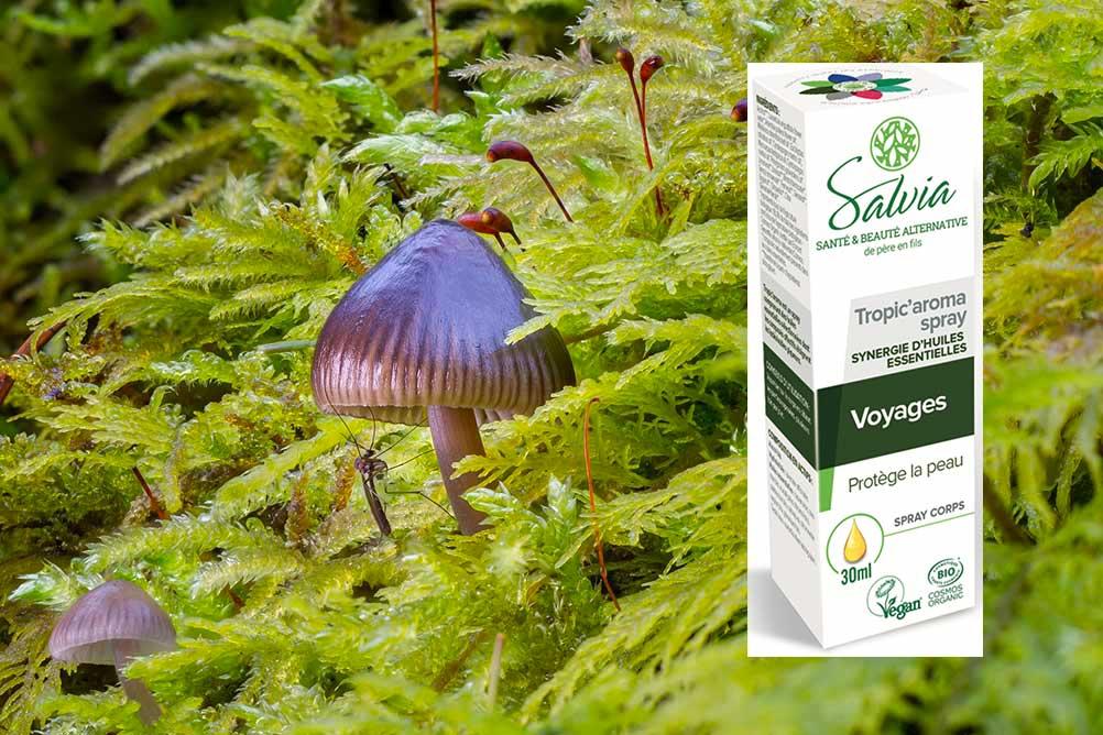 Tropic'Aroma Spray de Salvia