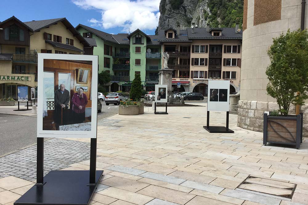 Avoir 100 ansen pays de Savoie