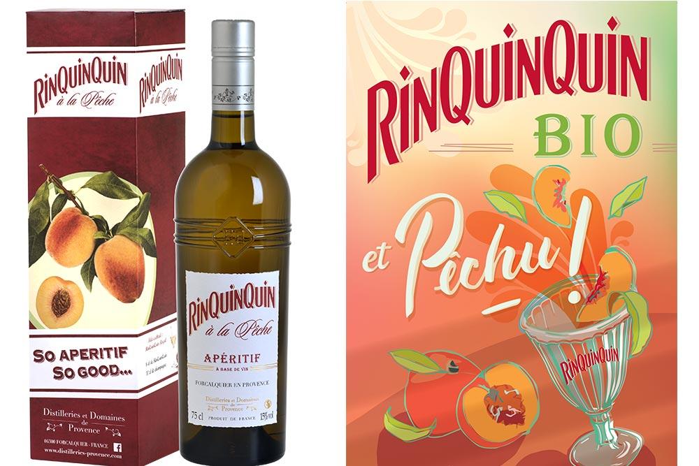 Le RinQuinQuin : un apéritif bio qui fleure bon la Provence