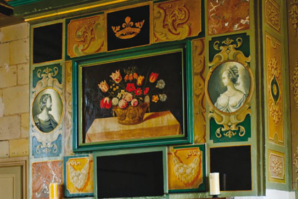 Château de Valençay : Salle Renaissance.