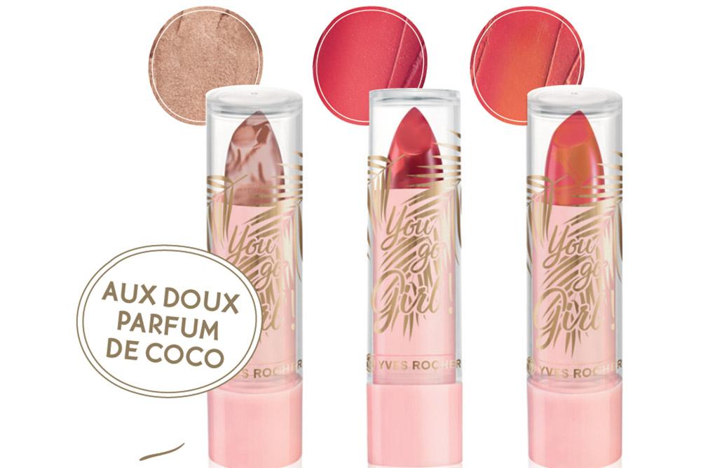 Yves Rocher : une ligne de maquillage Glowy à prix doux