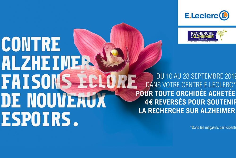 E. Leclerc aide Alzheimer
