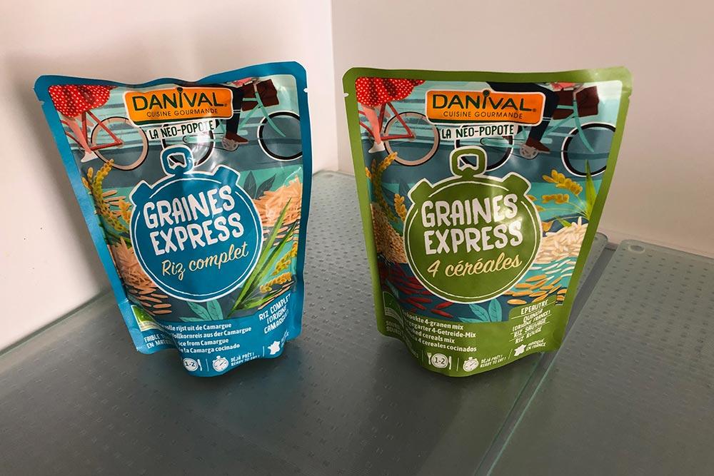 Danival : Graines Express