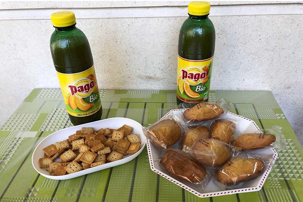Pago et l'Appétisserie : des produits bons et bio