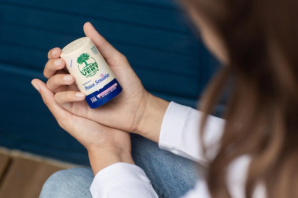 Arbre Vert : déodorant