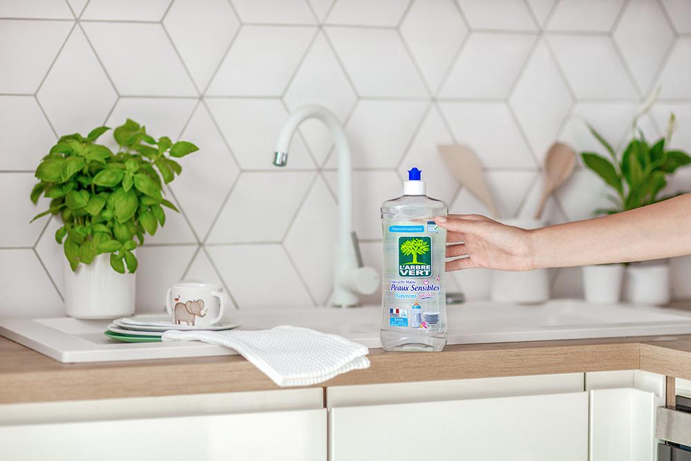 Arbre Vert : produit vaisselle