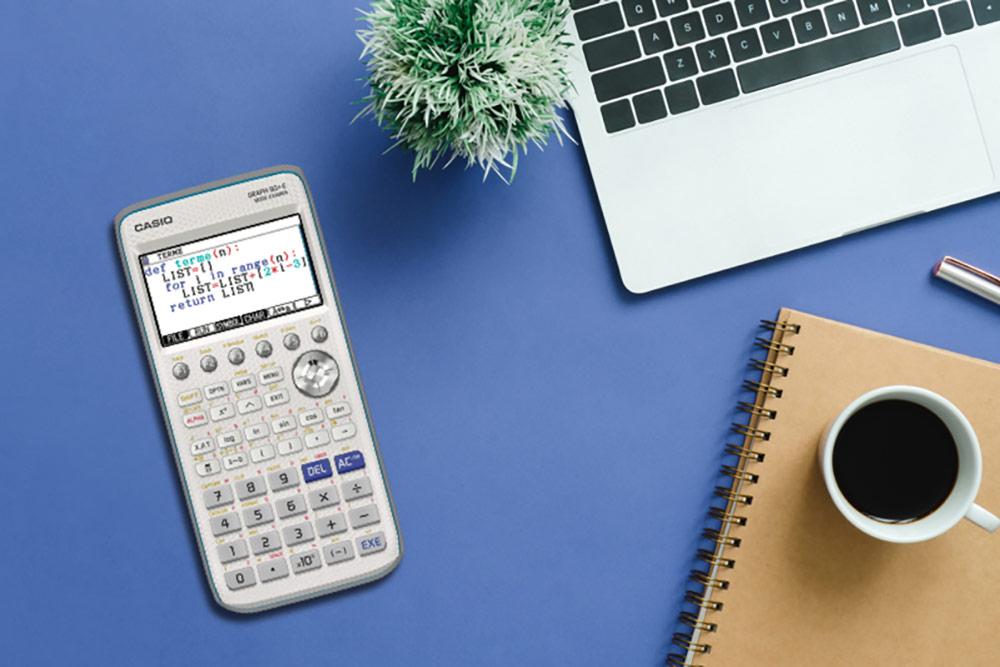 Casio : Calculatrice Graph 90E