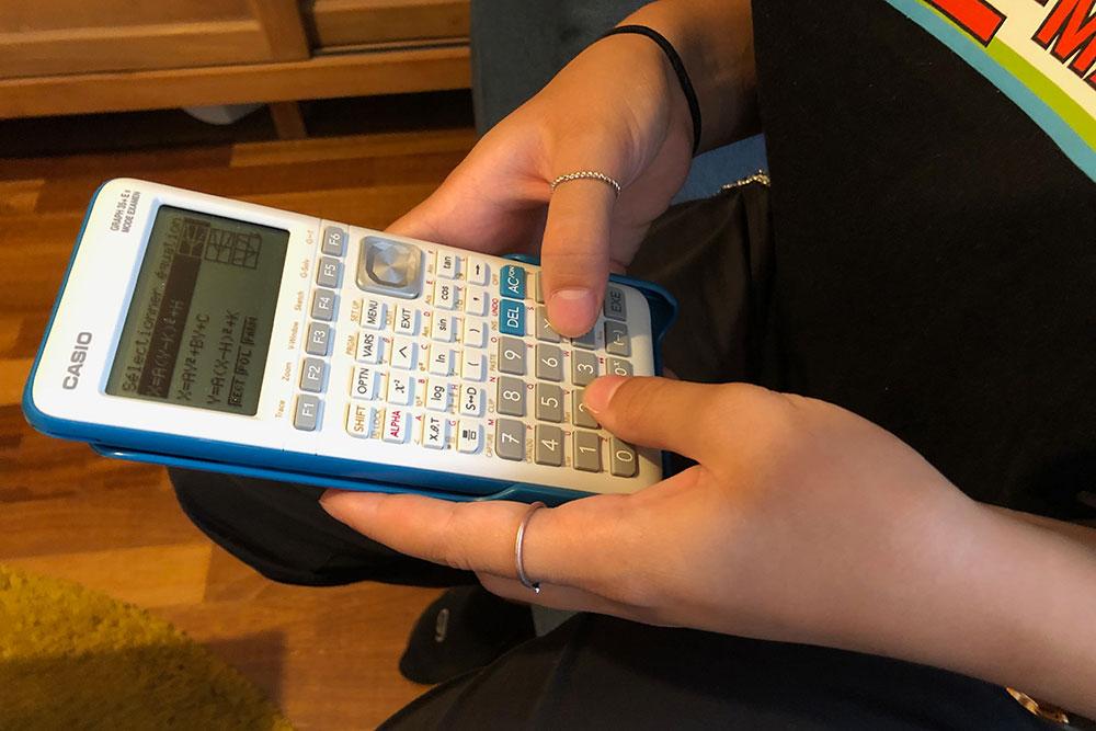 Casio : Calculatrice Junior